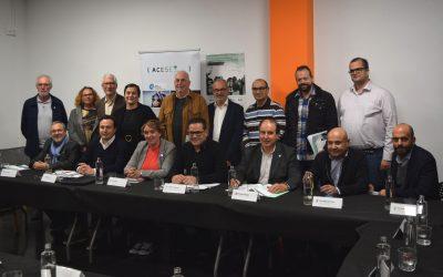 """– Taula redona per a la recuperació económica industrial i comercial del l'Horta Sud """"Sedaví es mou""""."""